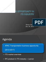 IPC Business Opportunity in ITS Industry by Serena Cheng 20121226