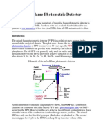 The Pulsed Flame Photometric Detector