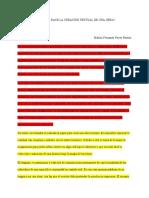ensayo humanidades produccion textual TERMINADO