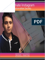 Ultimate Secrets to Instagram Automationrev 2