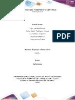 Plantilla de Trabajo - Paso 5 - Actividad Final DPCientifico