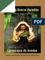 Cornucopia de Miedos - Franco Osorio Paredes