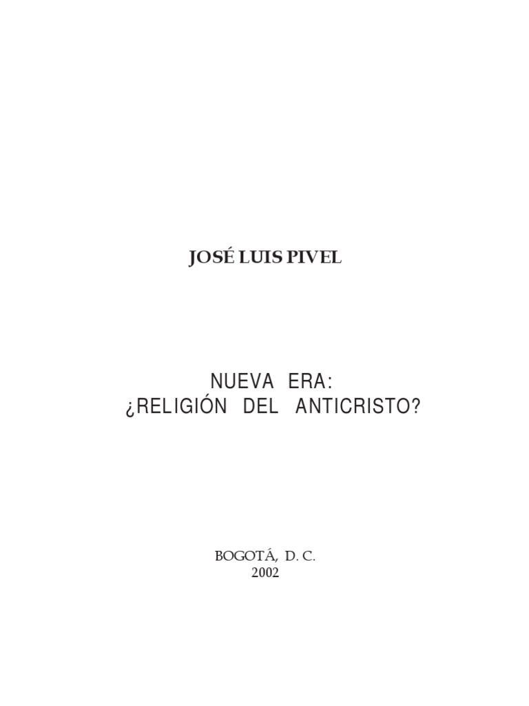 Libro Nueva Era 2