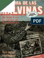 La Guerra de Malvinas - 20 - El BIM 5 en Tumbledown