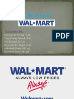 Case Study of WAL MART - Copy