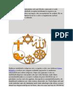 Simbolurile religioase sunt printre cele mai folosite