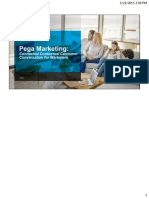 Introduction to Pega Marketing - Speakers Notes