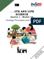 Grade 11 Earth & Life Science Week 7A SLM
