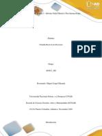 Unidad 3 Ciclo de La Tarea 3 - Informe Salud Mental y Psicofarmacología _Claudia Lora_ TUTOR_Grupo388