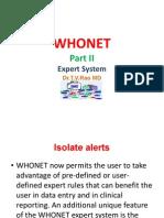 WHONET ii