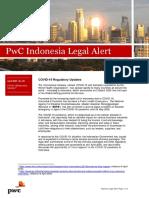 PWC legal-alert-2020-09 due to corona pandemi