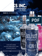 Drinks Inc. Issue 44 Winter 2020/2021