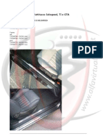 Alfa 147 - Battitacco Selespeed TI GTA
