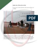 Alfa 147 - Cambio olio e filtro jtd con foto