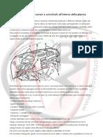 Alfa 147 - Come risolvere rumori e scricchiolii all'interno della plancia