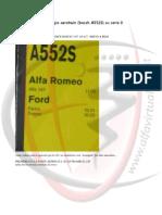 Alfa 147 - Montaggio aerotwin su 147 serie0