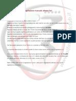 Alfa 147 - Regolazione manuale altezza fari
