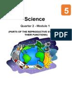 Scie5_Q2_Mod1_PartsoftheReproductiveSystemandTheirFunction_v3-1.doc
