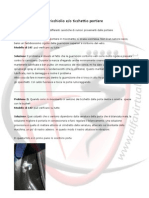 Alfa 147 - Scricchiolio e ticchett�o portiere