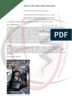 Alfa 147 - Sibilo o sfiato sui JTD - tubo intercooler