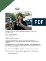 11-02-11 - Oficial la renuncia de José Ramón de la Torre a la presidencia de la UPR