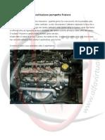 Alfa 147 - Sostituzione pompetta frizione