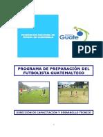 Programa de Preparación Futbol