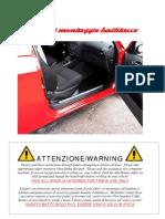 Alfa 147 - Istruzioni_montaggio_battitacco