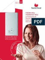 Catálogo Calderas Bajo Nox 2011 de Saunier Duval
