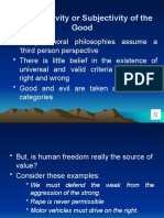 CHAPTER 3 B OBJECTIVITY OR SUBJECTIVITY OF THE GOOD.pptx