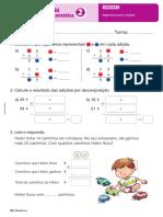 Algoritmos para adição - 1º ano Fundamental