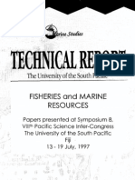 An Urban Woman's Subsistence Fishery off Suva Peninsula, Fiji, Potential Threats and Public Health Considerations   MT Davis, P Newell, NJ Quinn1997