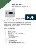 KONVERSI XML KEDALAM HTML.docx