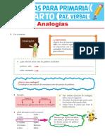 Analogías-Ejercicios-para-Cuarto-Grado-de-Primaria
