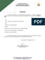 Comunicado contedo e obras literarias VEST 2021