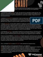 METAS SMART - TEOLOGIA UNICESUMAR - MODELO DE PLANTAÇÃO DE IGREJAS