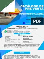 CATOLOGO-IMPORTACION-AÉREA-INKA-STORE-PERU-SRL