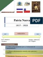 Patria-Nueva