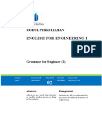 01.Grammar for Engineer