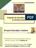 11. Secventa 9.1 Exigente ale educatiei.pptx