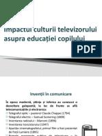 16. Secventa 12.2 Impactul culturii televizorului.pptx