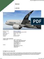 A350 Flight Factor
