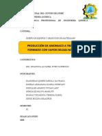 GRUPO 3 - PRODUCCIÓN DE AMONÍACO