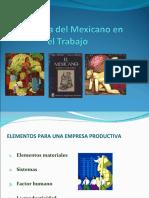 PSICOLOGIA DEL MEXICANO EN EL TRABAJO.ppt