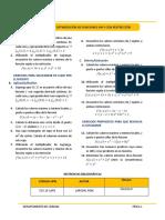 SEMANA 03 TALLER OPTIMIZACIÓN DE FUNCIONES CON Y SIN RESTRICCIÓN.pdf
