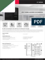 CyberPower_DS_UT550-1000G(U)_NEMA_es_v1