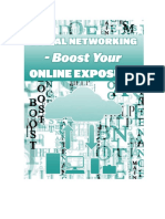Social Networking - Boost Your Online Exposure