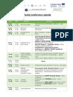ADRION 5 SENSES - Closing Conference Agenda - FINAL