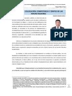 3.FCHC. CAMBIOS DE COLOCACION- COMPETENCIA Y LIMITES DE LAS MACRO REGIONES