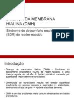 Membrana Hialina  (sdr RN).ppt